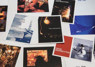 Print MF Weihnachtskarten