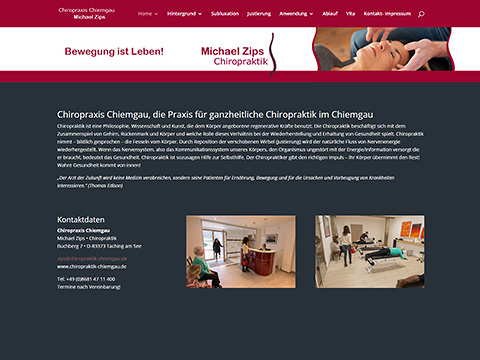 Chiropraxis Chiemgau