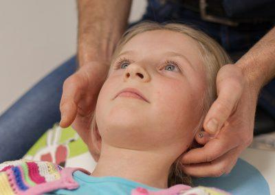 Foto Monika Fischer mediengestaltung - Chiropraxis Chiemgau Kinder