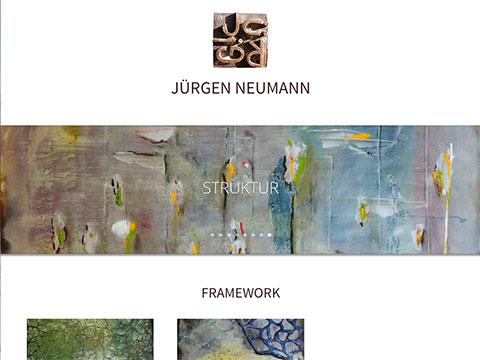 Jürgen Neumann - Maler - Kunst - contemporary art - München