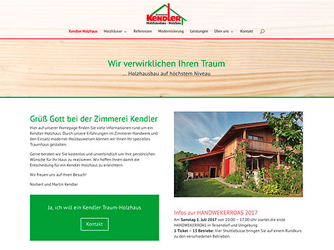 Kendler Holzhaus