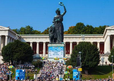 Foto Monika Fischer mediengestaltung - Oktoberfest 2017 Platzkonzert 2