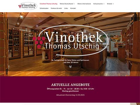 Vinothek Utschig - Ihr Fachgeschäft für feine Weine und Spirituosen. …seit über 30 Jahren.